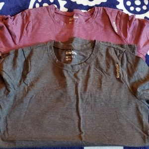 Reebok shirt bundle